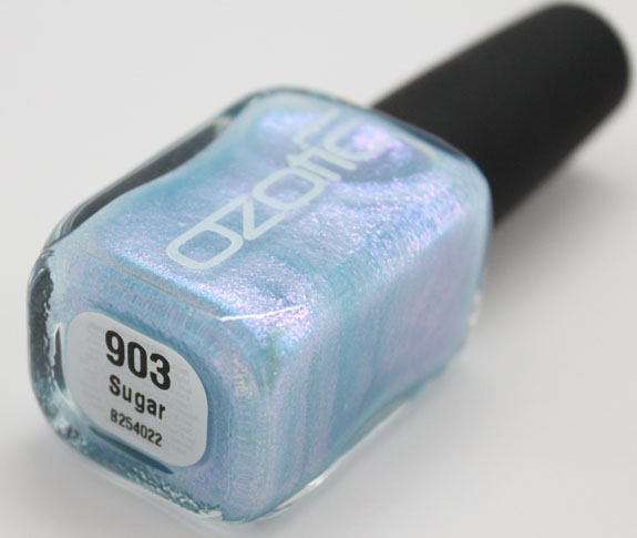 Ozotic Sugar Bottle 2 Picture Polish Ozotic 903 Swatches, Photos & Review
