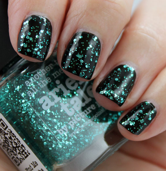 Picture Polish Ariel s Tale Swatch