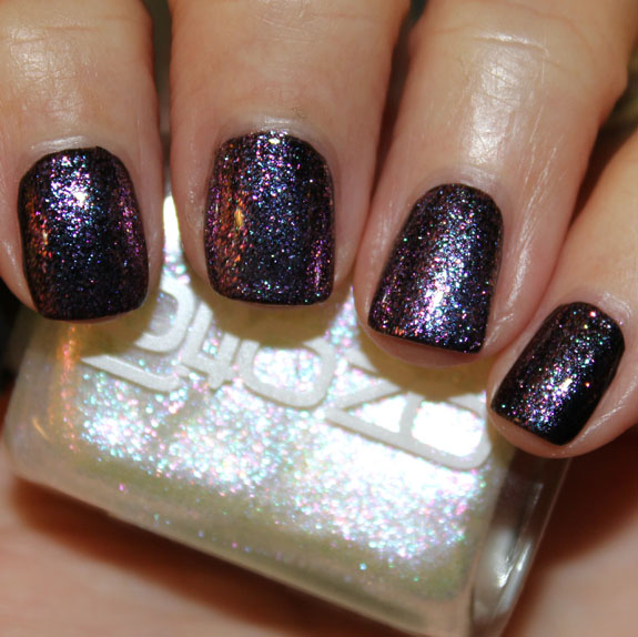 Picture Polish Ozotic 906 Swatch Picture Polish Ozotic 906 Swatches & Review