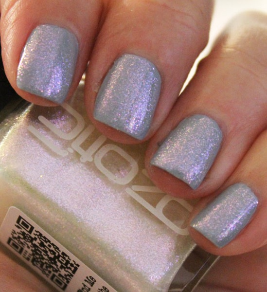 Picture Polish Ozotic 906 over Zoya Kristen 2
