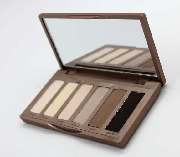 Urban Decay Naked Basics 3 Urban Decay Naked Basics Palette Swatches, Photos & Review