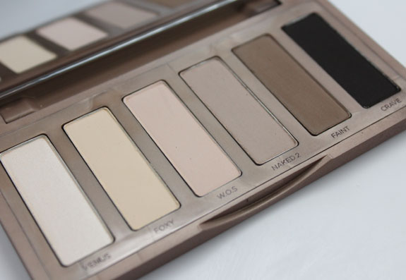 Urban Decay Naked Basics 4 Urban Decay Naked Basics Palette Swatches, Photos & Review
