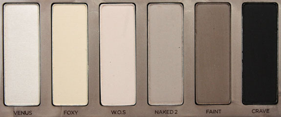 Urban Decay Naked Basics 5 Urban Decay Naked Basics Palette Swatches, Photos & Review
