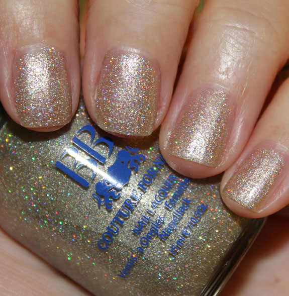 BB Couture Gold Bells