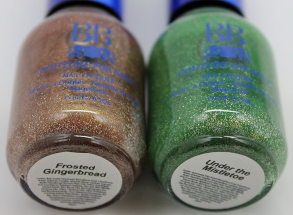 BB Couture Holiday Glitters 3