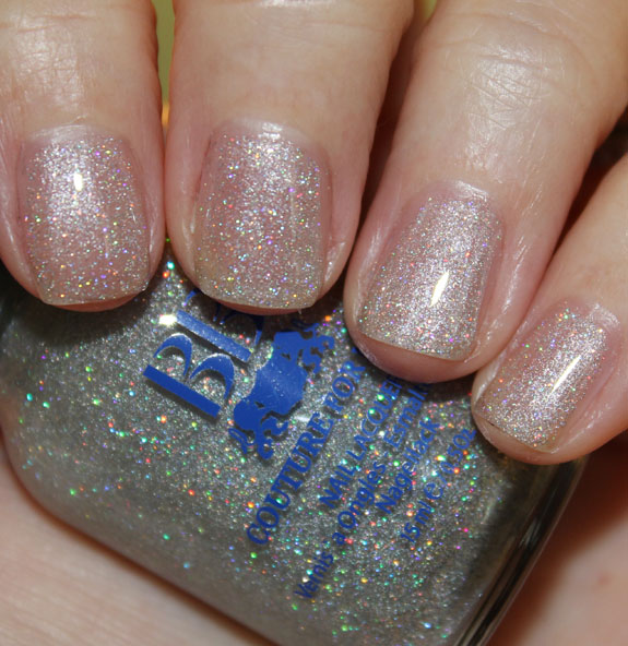 BB Couture Silver Star