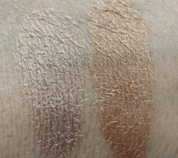 Benefit World Famous Most Glamorous Nudes Ever Swatches 2
