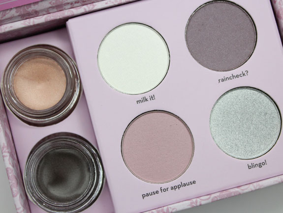 Benefit World Famous Neutrals Sexiest Nudes Ever 4
