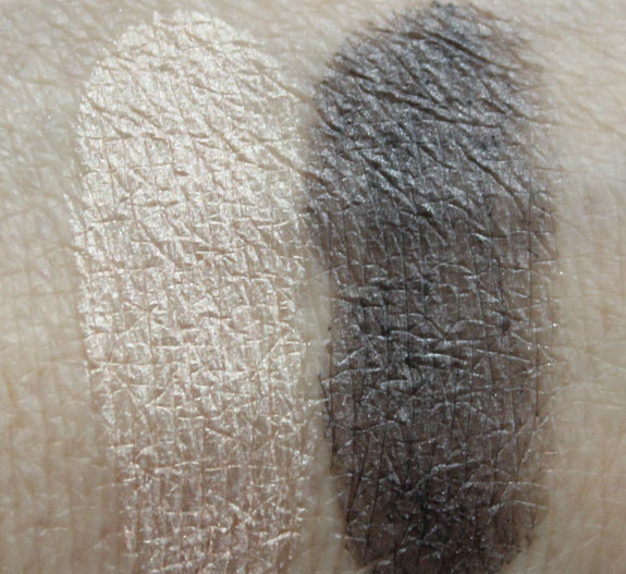 Benefit World Famous Neutrals Sexiest Nudes Ever Swatches 2