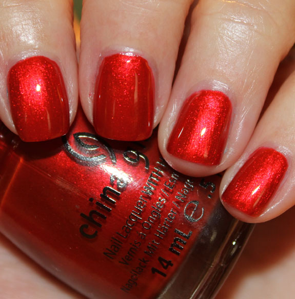 China Glaze Bend Over Backwards