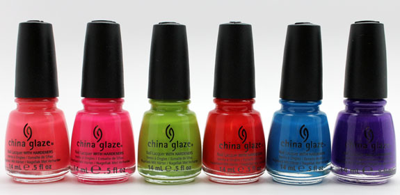 China Glaze Cirque du Soleil Worlds Away 2