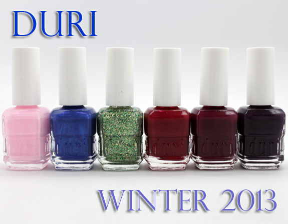 Duri Winter 2013 Collection Duri Winter 2013 Collection Swatches & Review