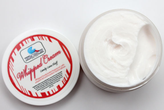 Fortune Cookie Soap Candy Cane Fluff Whipped Cream
