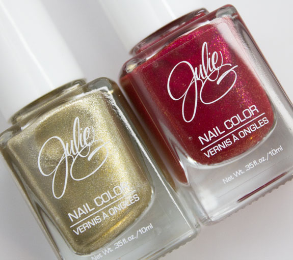 JulieG Holiday Nail Color 2