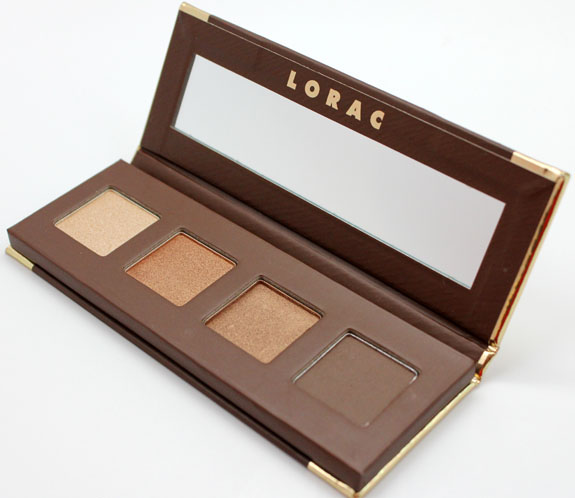 LORAC Bronze Eye Shadow Palette 2