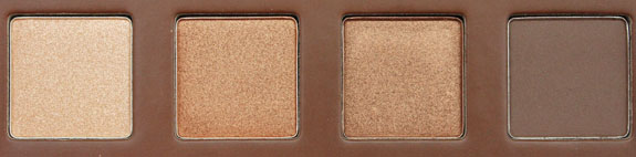 LORAC Bronze Eye Shadow Palette 3