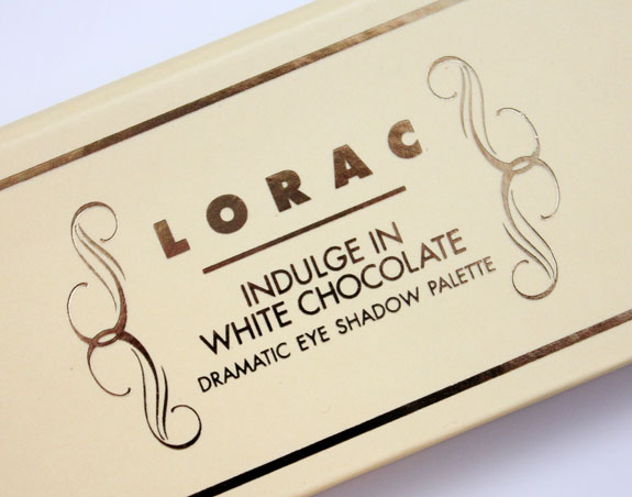 LORAC Dramatic Eye Shadow Palette