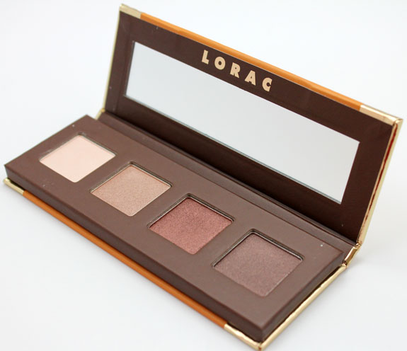 LORAC Natural Eye Shadow Palette 2