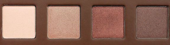 LORAC Natural Eye Shadow Palette 3