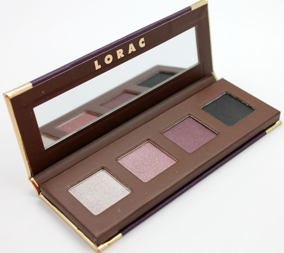 LORAC Plum Eye Shadow Palette 2