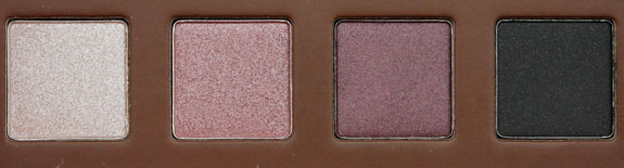 LORAC Plum Eye Shadow Palette 3