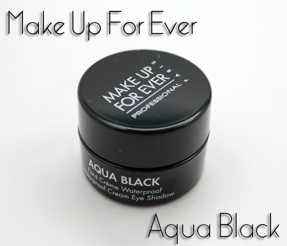 Make Up For Ever Aqua Black