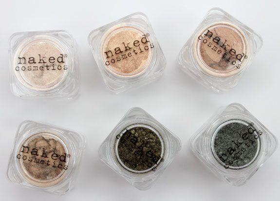 Naked Cosmetics Rain Forest