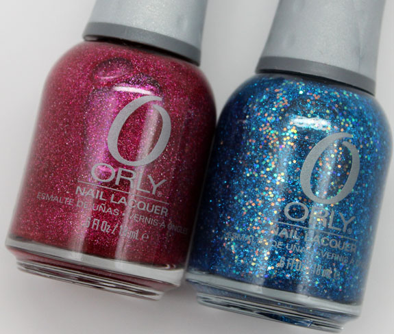 Orly Naughty or Nice 2