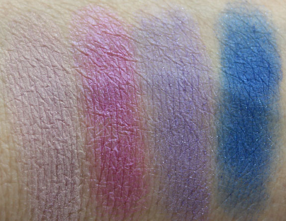 Wet n Wild Shimmer The Night Away Swatches 2