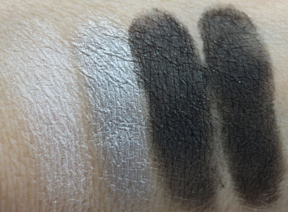 Wet n Wild Shimmer The Night Away Swatches Wet n Wild Shimmer The Night Away Color Icon Eyeshadow Collection Swatches & Review