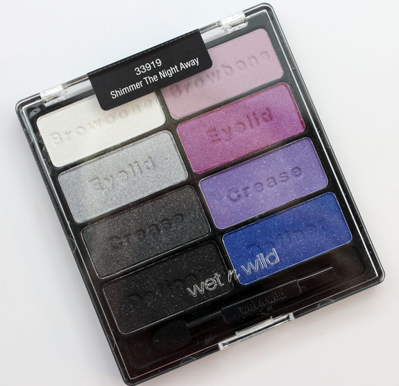 Wet n Wild Shimmer The Night Away