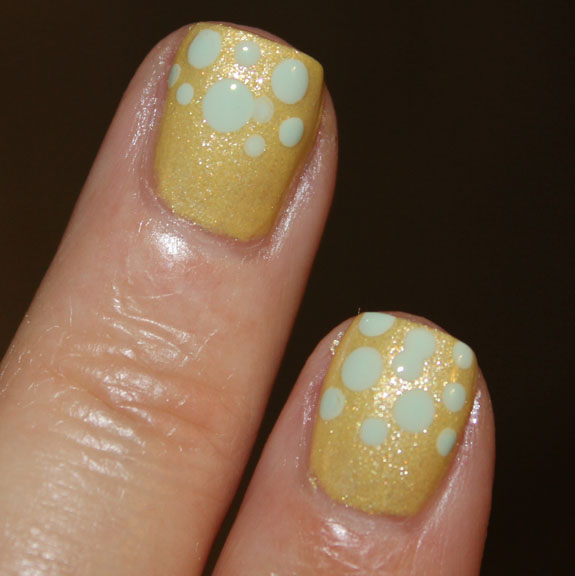 Zoya Piaf and Neely Dots 3