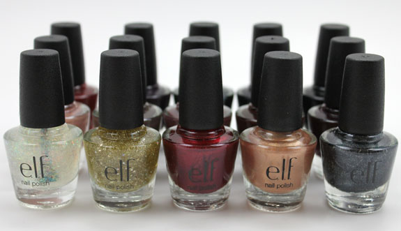 Elf Necessary Nails Holiday 2012 2