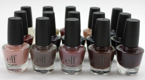 Elf Necessary Nails Holiday 2012 3