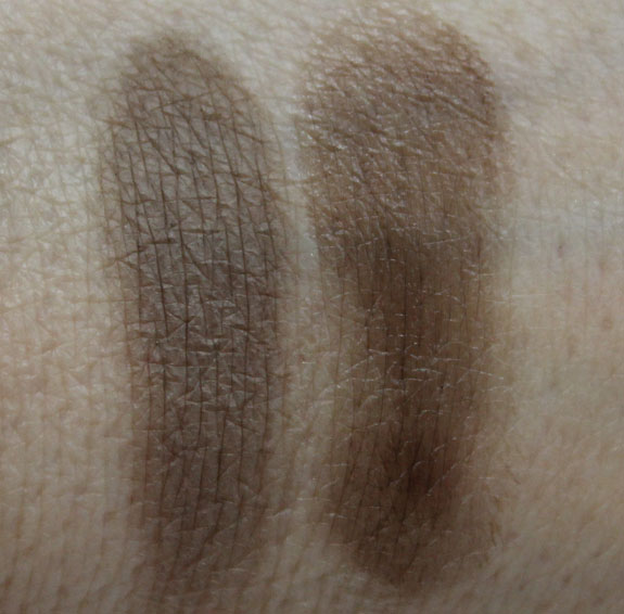 Anastasia Bold and Beautiful Kit Bold Brows Swatches