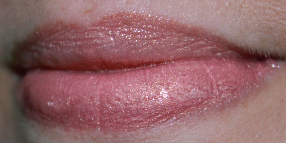 Bobbi Brown Rich Color Gloss Pink Gold Swatch