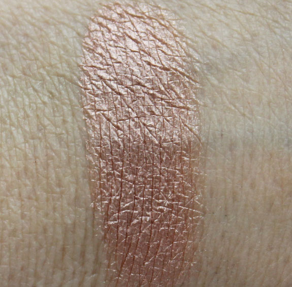 Clinique Lucky Penny Color Surge Eye Shadow Swatch