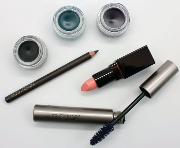 Laura Mercier Arabesque2 Laura Mercier Arabesque Collection for Spring 2013 Swatches & Review