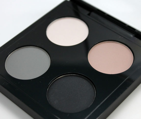 MAC Inner Strength Eye Shadow Quad 2