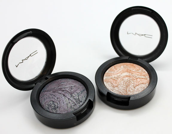 MAC Mineralize Eye Shadow Frost At Midnight Ice