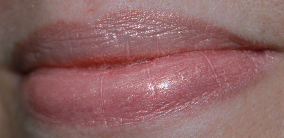 MAC Warm Companion Swatch