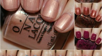 Mariah Carey by OPI Collage