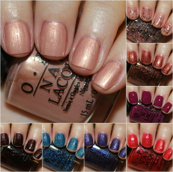 Mariah Carey by OPI Limited Edition Collection Swatches & Review ...