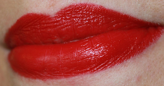 Milani Color Statement Lipstick Best Red Swatch