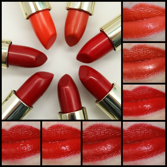 Milani Color Statement Lipstick Collage