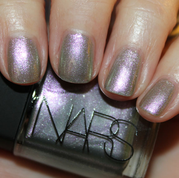 NARS Disco Inferno Swatch