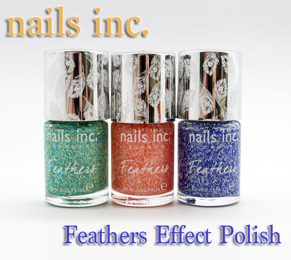 Nails Inc Feathers