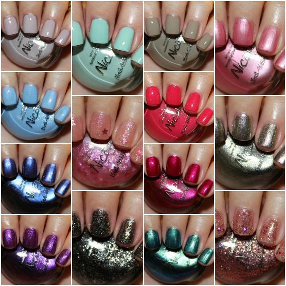 Nicole by OPI Modern Family Collage