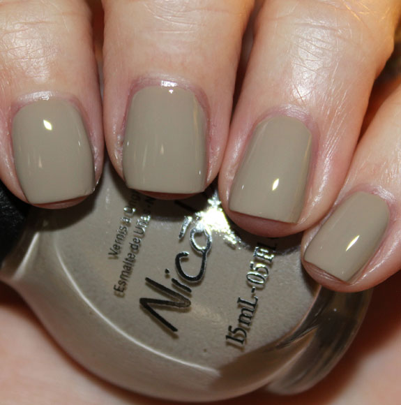 Nicole by OPI My Jay Or The Highway