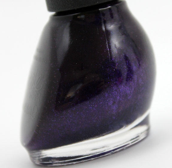 Nicole by OPI Plum To Your Senses bottle